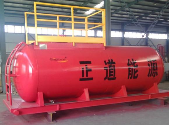 油罐Oil Tank
