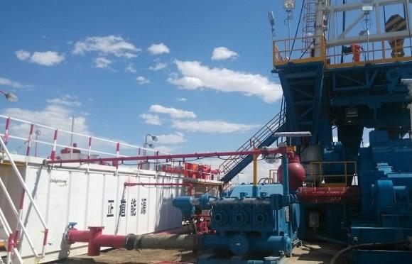 ZJ50钻机泥浆固控系统(蒙古项目)