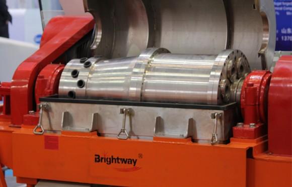 钻井液离心机不锈钢收集箱及转鼓