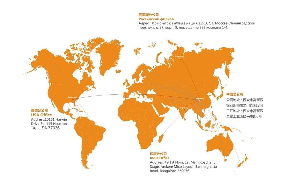正道能源公司全球战略