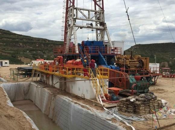煤层气&地热钻井泥浆净化系统   CBM & Geothermal Mud System