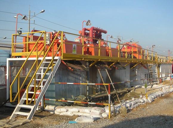非开挖&水平定向穿越泥浆回收系统  HDD Mud System