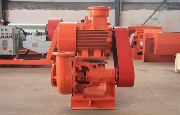 钻井液供浆泵