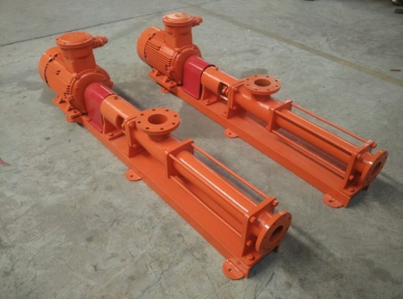 螺杆泵  Screw Pump