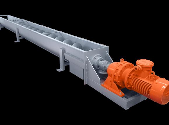 螺旋输送机 Screw conveyor
