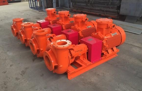 37KW离心式砂泵