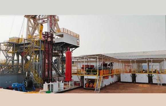 ZJ70钻井固控泰国项目