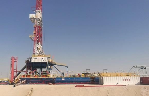 ZJ70钻井固控阿联酋项目