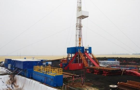 ZJ40钻井泥浆固控俄罗斯项目