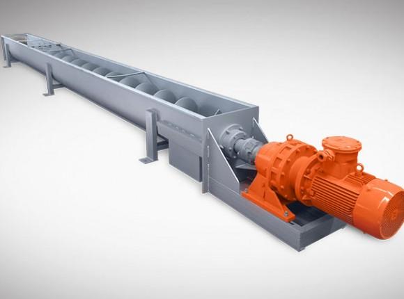 螺旋输送器 Screw Conveyor