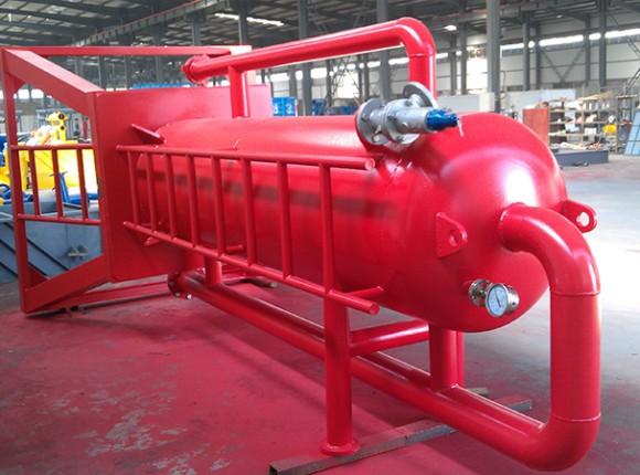 液气分离器  Mud Gas Separator