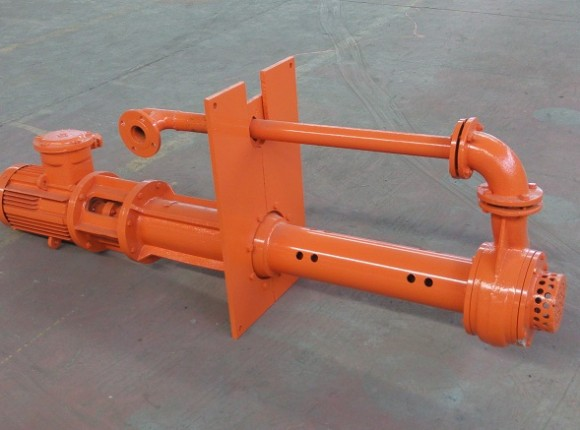 液下渣浆泵  Submersible Slurry Pump