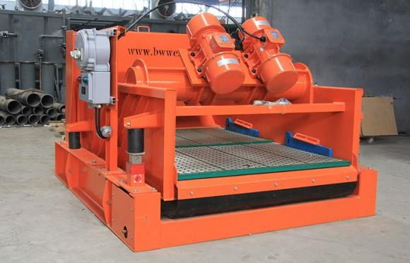 BWZS85-2P 钻井泥浆振动筛
