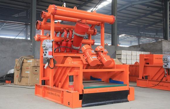 BWZJ85-1S8N钻井泥浆清洁器