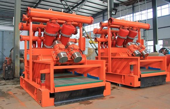 BWZJ70-2S12N 钻井液泥浆清洁器