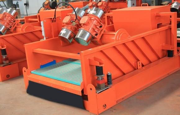 BWZS70-3P钻井液振动筛