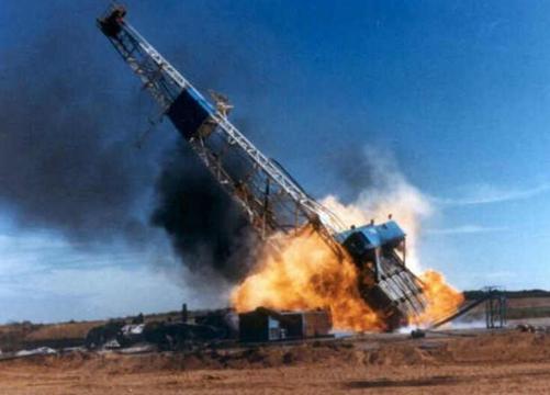 石油钻井井喷事故