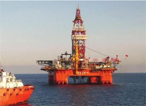 中国海洋石油981号钻井平台