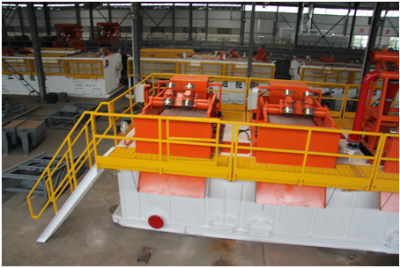 ZJ50J钻机配套泥浆固控系统