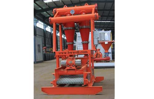 第三级固控系统钻井液除砂器