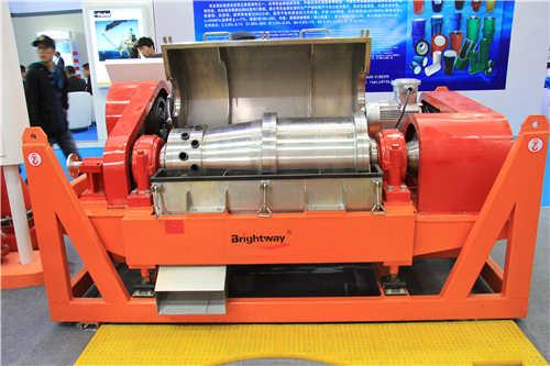 第五级固控系统钻井液离心机