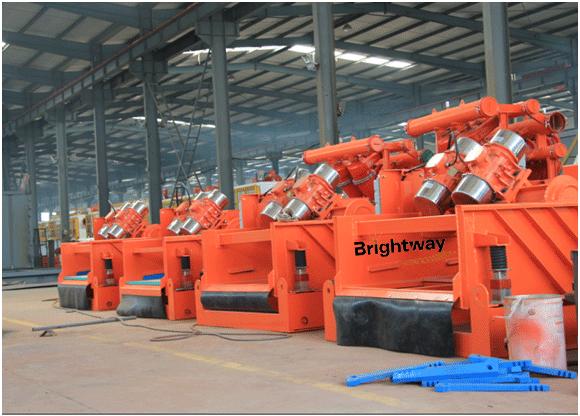 泥浆固控设备-钻井液振动筛