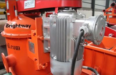 钻井液真空除气器动力系统