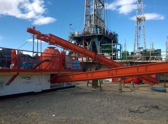 钻井泥浆不落地系统 & Drilling Waste Management