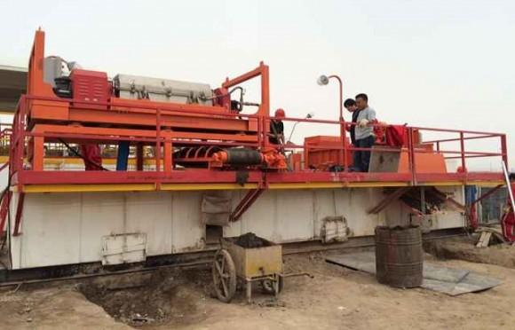 泥浆不落地系统-钻井液离心机