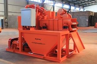 BWSP120-60 盾构泥水分离系统