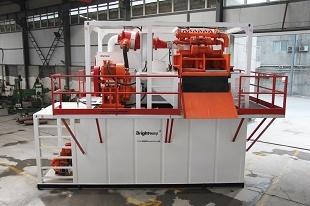 BWSP180-20 盾构泥水分离系统