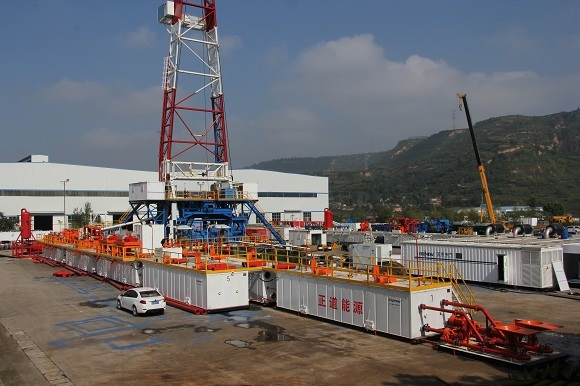 正道能源zj50钻井泥浆固控系统