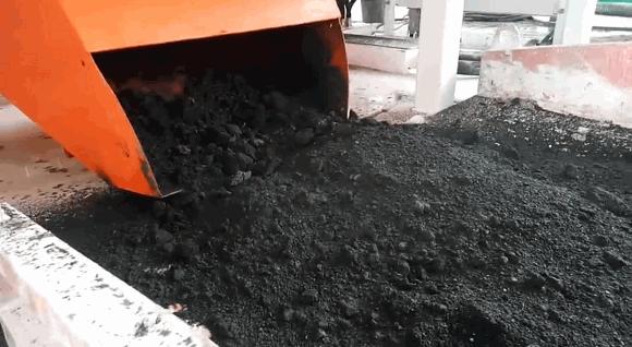 泥浆不落地系统处理的效果,泥浆干燥效率很高