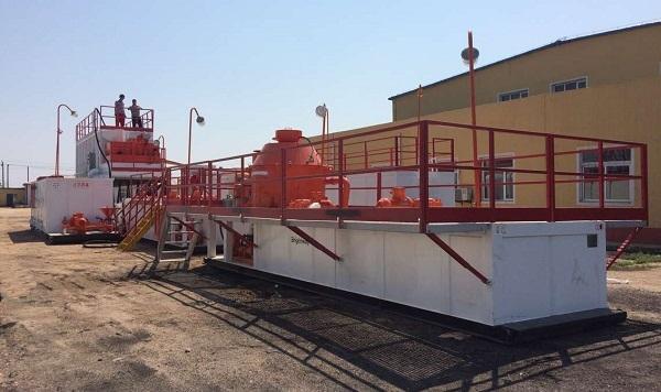 正道能源含油污泥处理设备,油泥砂处理系统