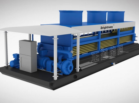 泥浆冷却装置 钻井泥浆冷却系统