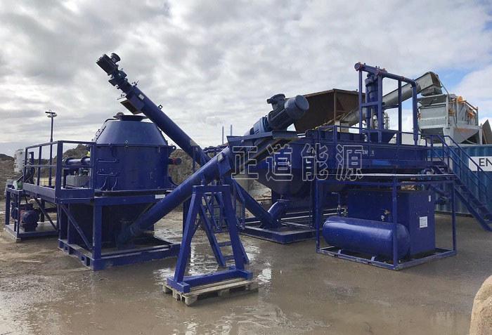 油泥处理系统